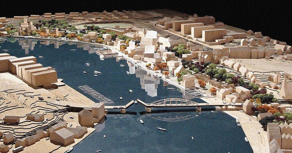 BYENS HAVN I SØNDERBORG - Masterplan for tidligere industrihavn med optimeret dagslys og bygningsintegreret solenergi