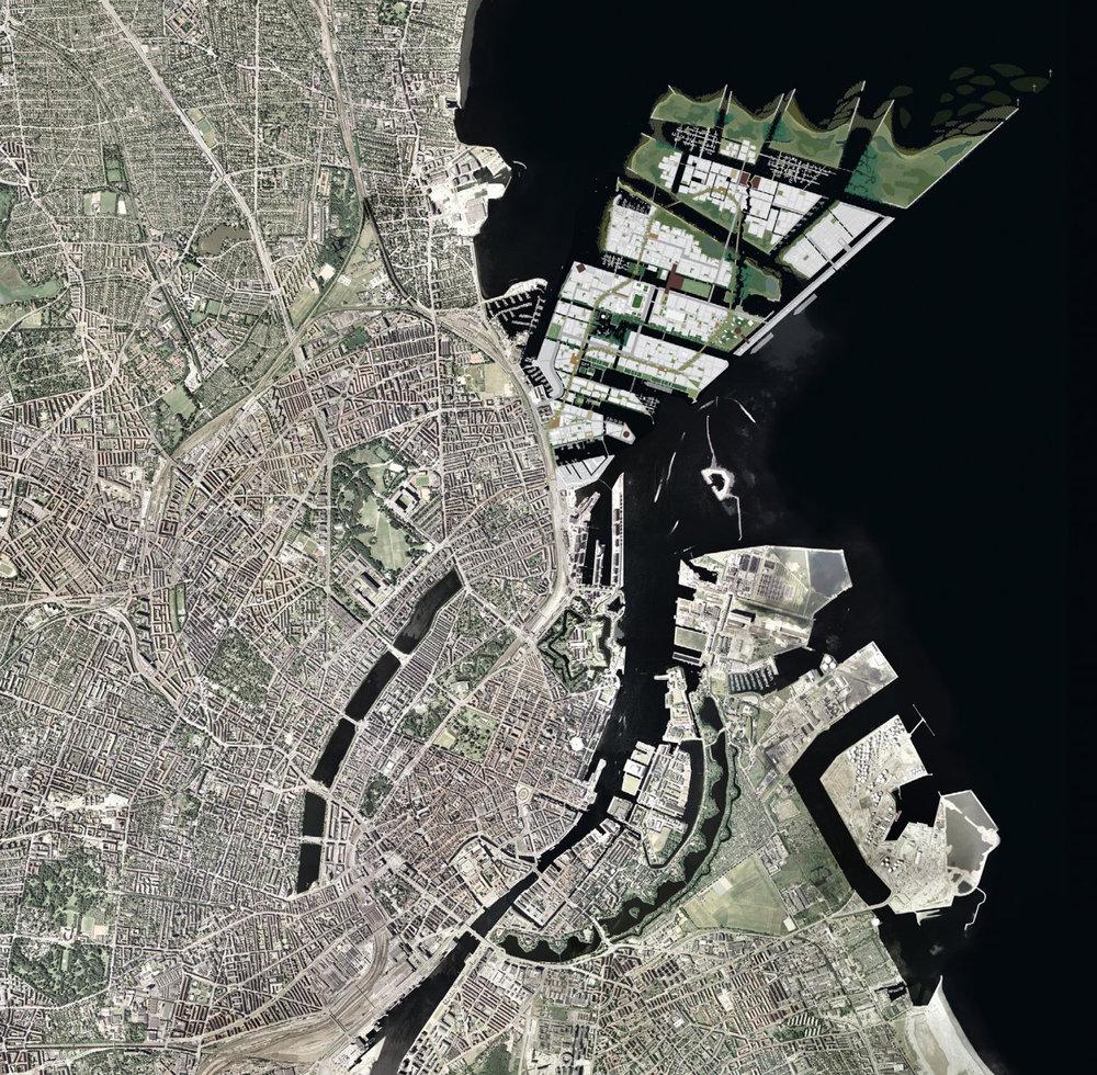 NORDHAVN - Bæredygtig byudvikling og energieffektivt byggeri i ny bydel