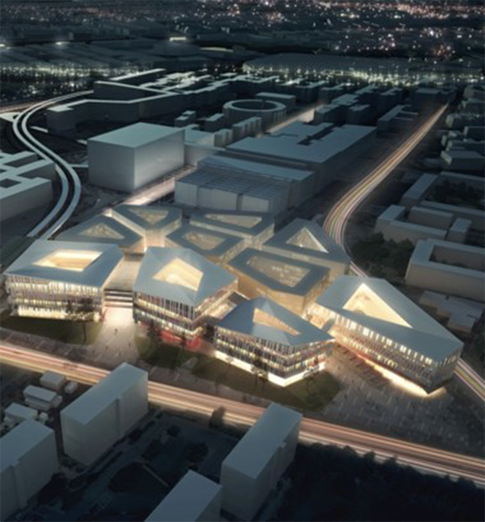 ØRESTAD - Byudviklingsområde med øgede myndighedskrav om vedvarende energi