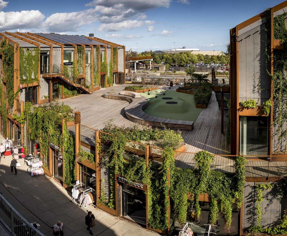 KØGE KYST - Bæredygtig og klimasikker ny bydel med respekt for eksisterende bymæssige kvaliteter