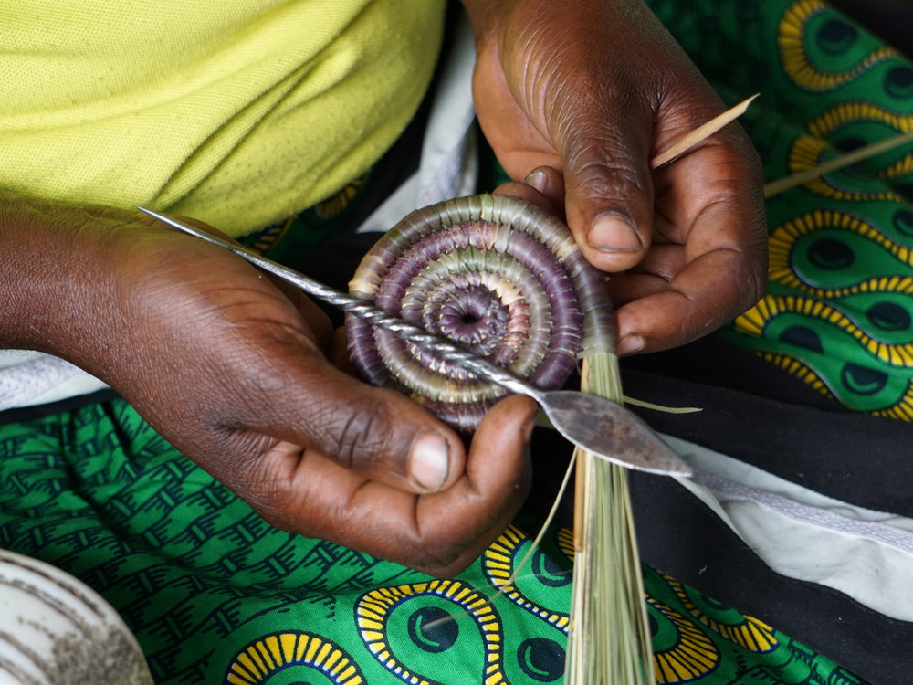 Learn to Weave -