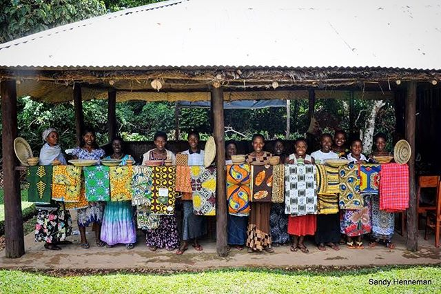 Say hello to 13 of the first 16 women who started our sewing program! From left to right: Florence, Fedredisa, Penninah, Provia, Immaculate, Lydia, Grace, Enid, Emily, Winnie, Leah, Edinasi, and Annet. Missing from this photo are Ruth, Vasta, and Annet T.