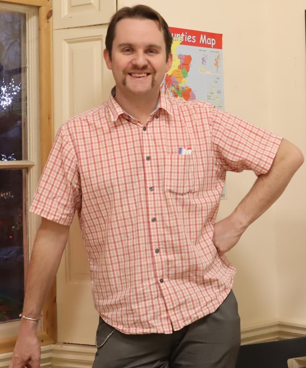 Max - Teacher at Norwich Study Centre (Flying Classrooms)I have worked for many years as an English teacher in Norwich, London and Austria. I love languages, travel, reading and cinema! My German is not great but I'm happy to answer questions about the UK and British culture.