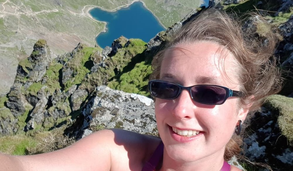Christina - A Level 3 Forest School Leader, Arts Facilitator, Archery and Stand Up Paddle board Instructor. She is passionate about sustainability and all things outdoors from whittling to wild swimming come rain or shine!