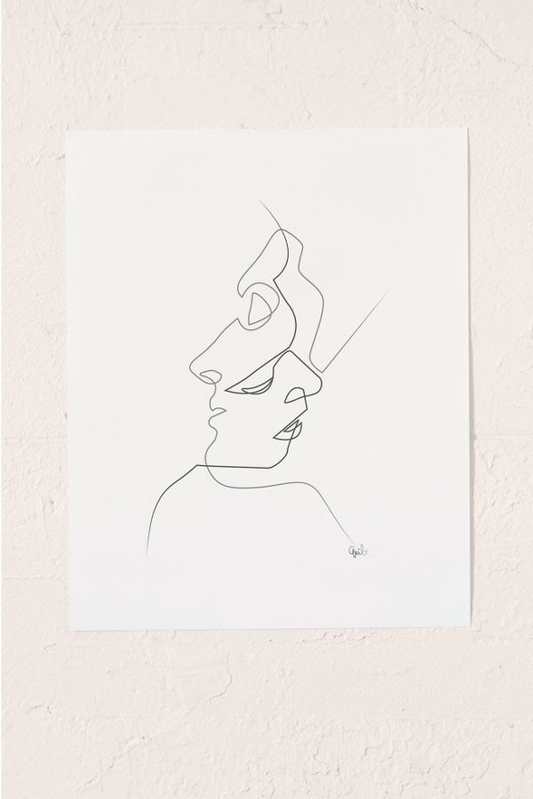 Quibe Close Art Print
