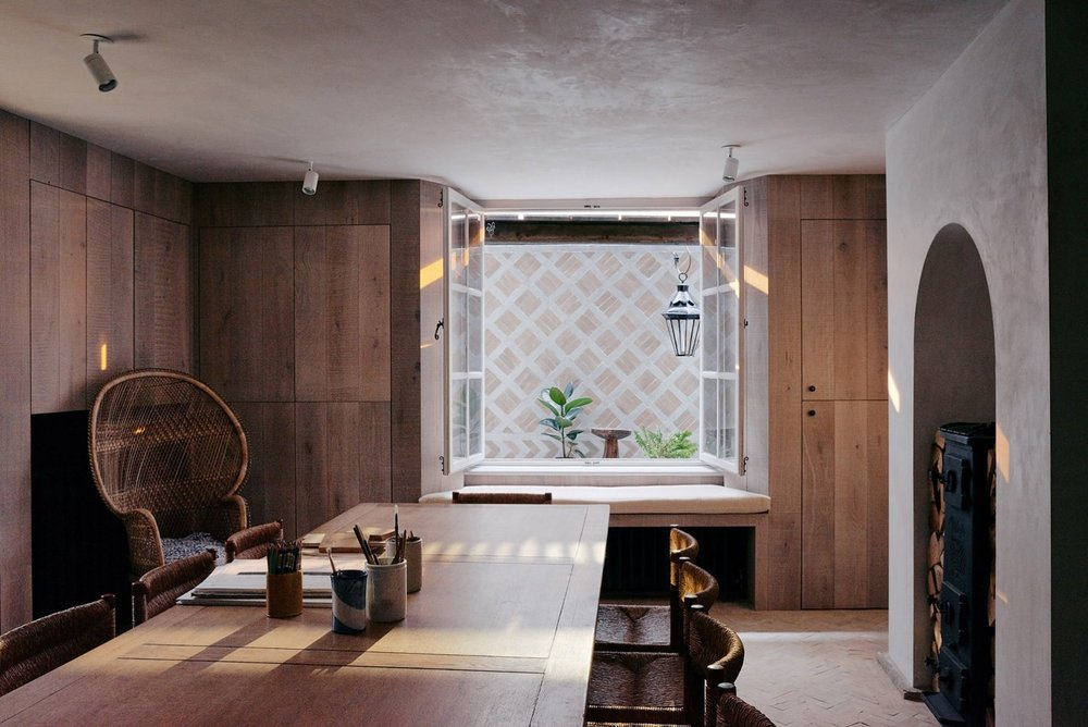 The Nordroom - The Weavers House, London