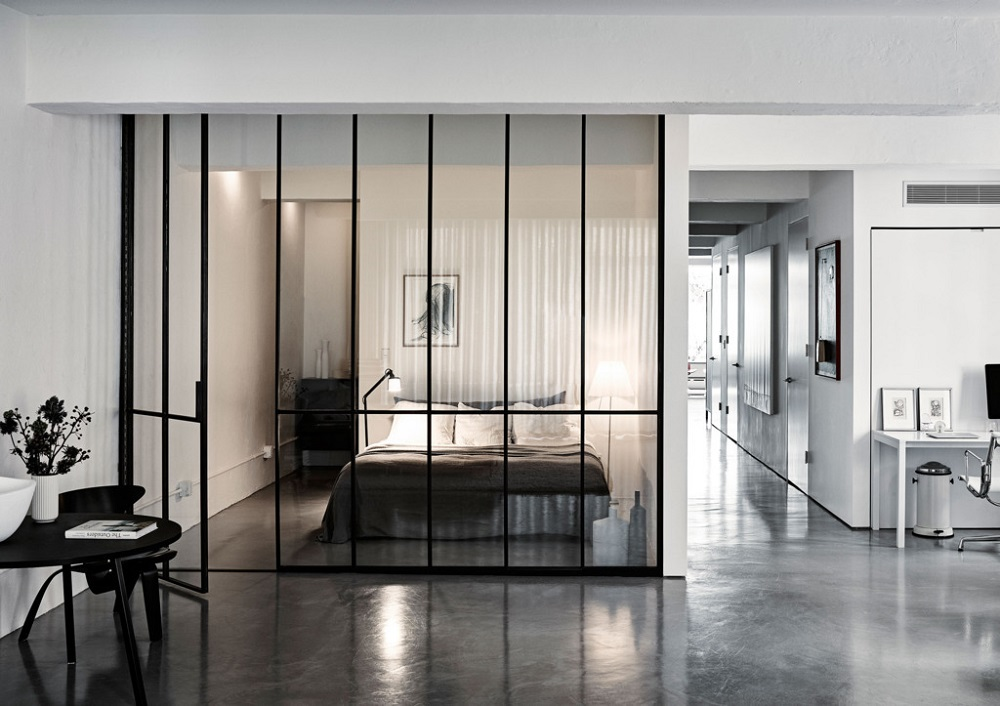 Loft apartment by VIPP    | photos by Pia Ulin