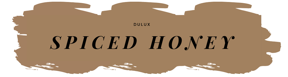 Dulux Spiced Honey