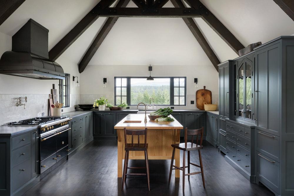 The Nordroom - Estacada House by Jessica Helgerson Interior Design