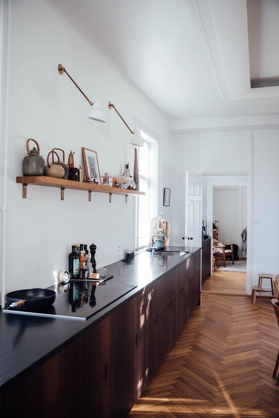The Nordroom - A Copenhagen Apartment Bathing in Natural Light