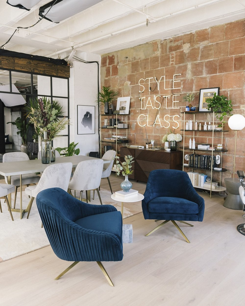 The Nordroom - Queer Eye's New Loft In Collaboration With West Elm