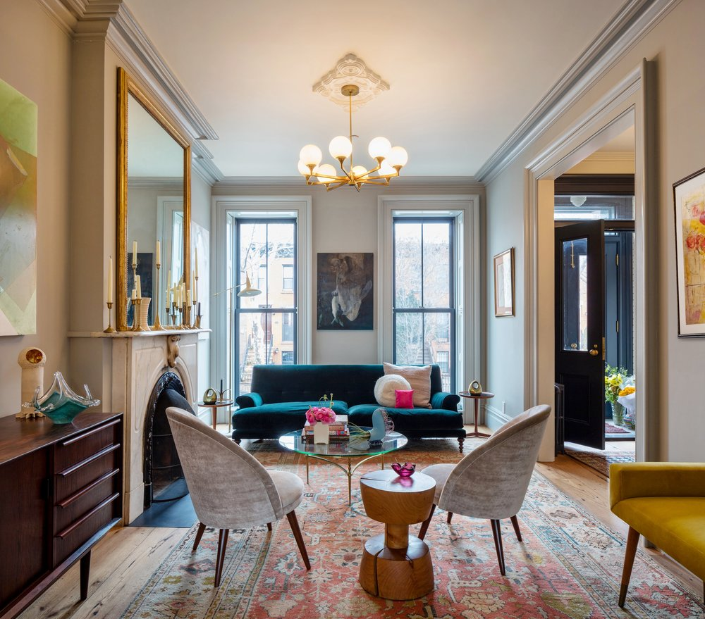 A Beautiful Boerum Hill Townhouse With Classic Touches The
