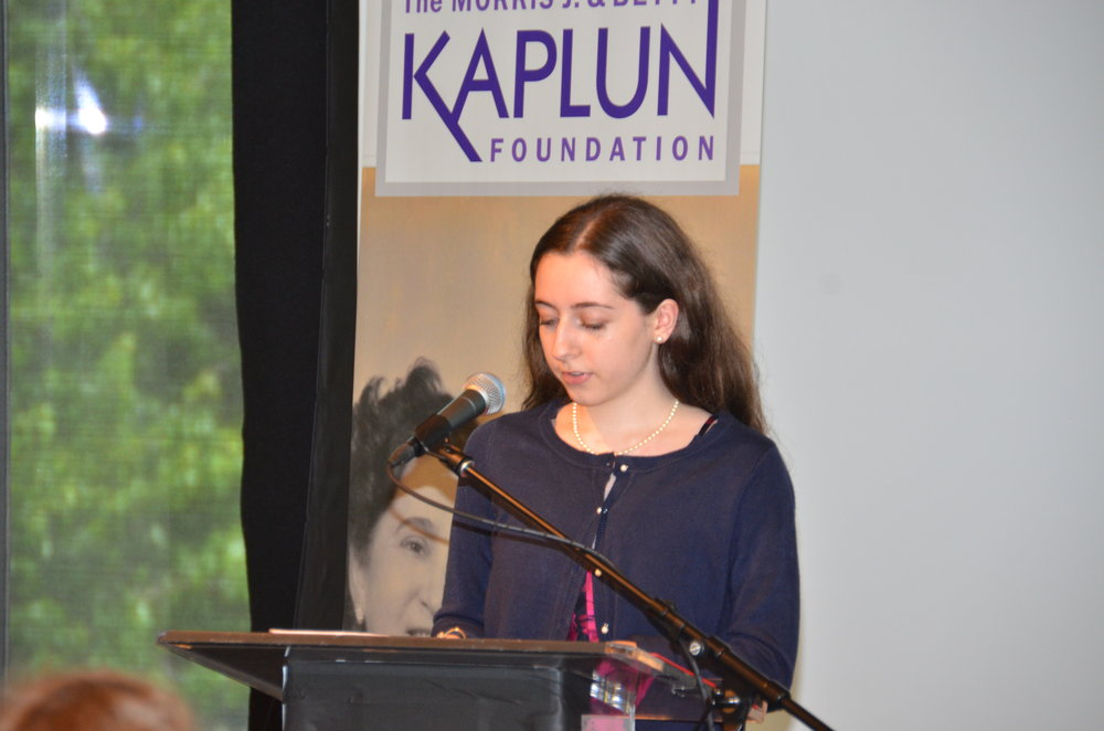 - The goal of the annual Kaplun Essay Contest is to encourage students to think about their heritage, reflect on their values, and better understand Judaism's contribution to civilization and culture. We believe strongly in the value of this writing process as a way for young people to explore challenging ethical topics.