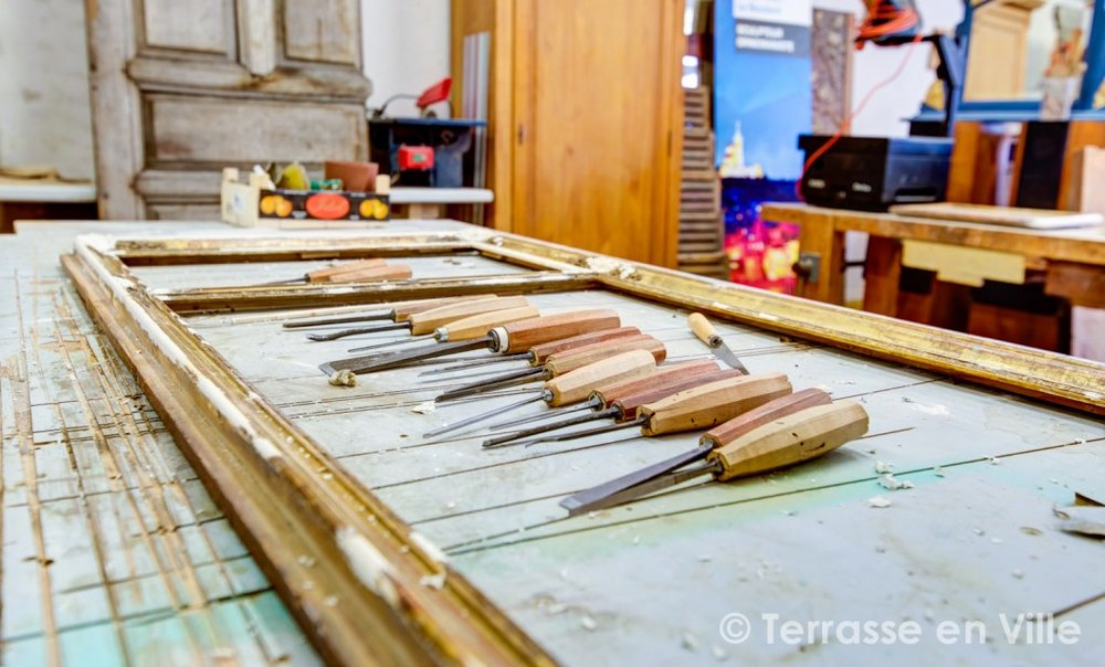 Des doigts de fée - Dorure, restauration de meuble, oeuvre original ….