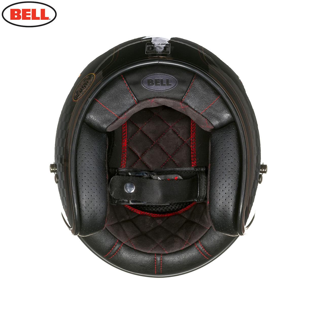 aaf23cfb Bell - Custom 500 SE RSD Helmet - Check it Deluxe — Motociclo Online Store