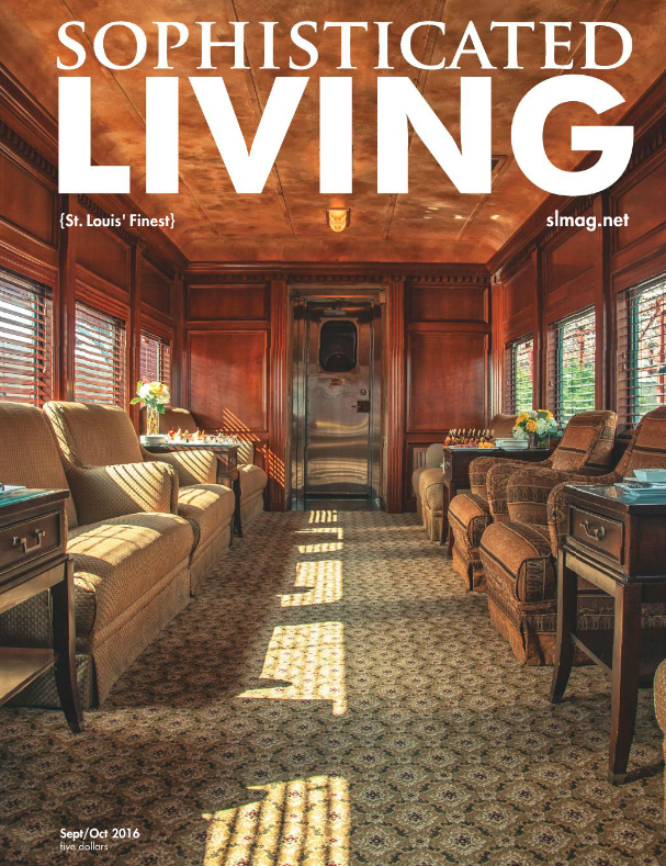 Sophisticated Living- Oct/Nov 2016