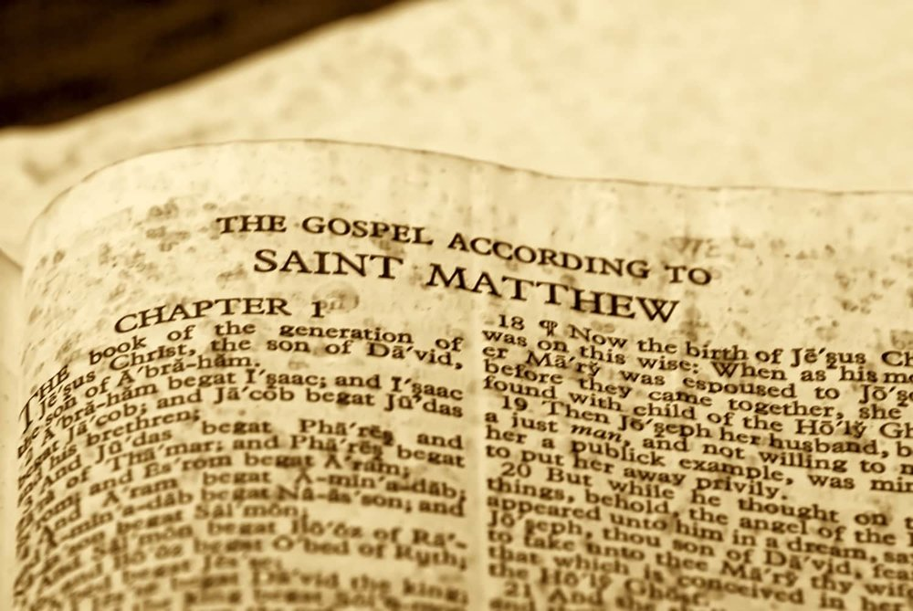 "- The Gospel readings for 2014 will come mainly from the Gospel According to Matthew. This Gospel was composed around 90 CE, probably in Antioch in Syria, a city heavily Jewish and mainly Greek-speaking. The Gospel incorporated two older sources, the Gospel of Mark and the document Q, and added its own local lore. ""Matthew"" put into good flowing Greek the accepted teaching of that second-generation church just as it had finally separated from its roots in the Jewish synagogue."