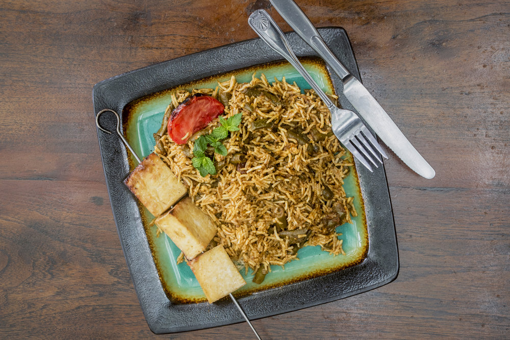 Soltan Banoo Loubiah Polo with Tofu.jpg