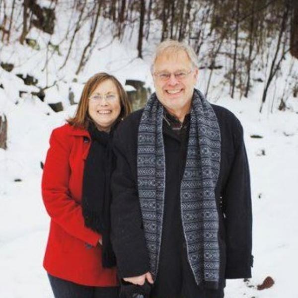 Chuck & Sally Haavik - Denmark