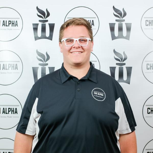 Reid Peterson - Chi Alpha - Winona State University