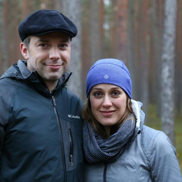 Nicholas & Olivia Puccini - Baltics