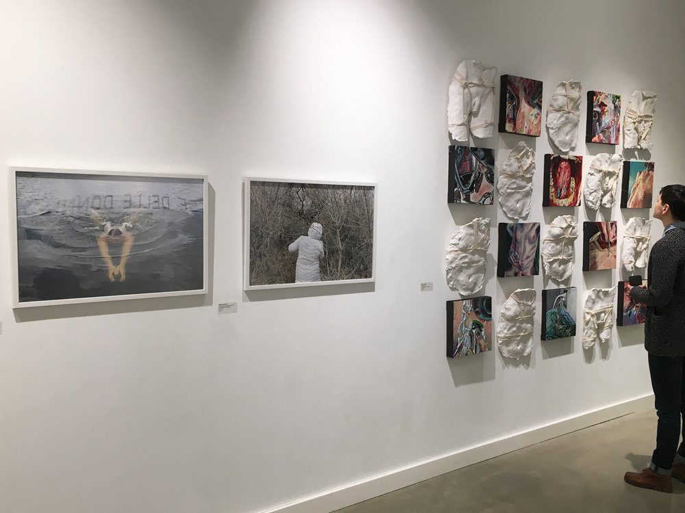 La Mese delle Donne VI - The mission of this exhibition at Rochester Art Center is to showcase, promote, connect, and collaborate with Minnesota creatives who identify as women.