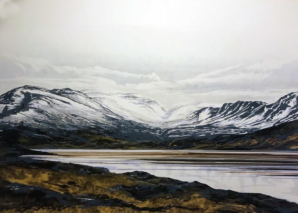 Loch+Glascarnoch,+Scotland,+100cm+x+152cm,+Pen&Pastel.jpg