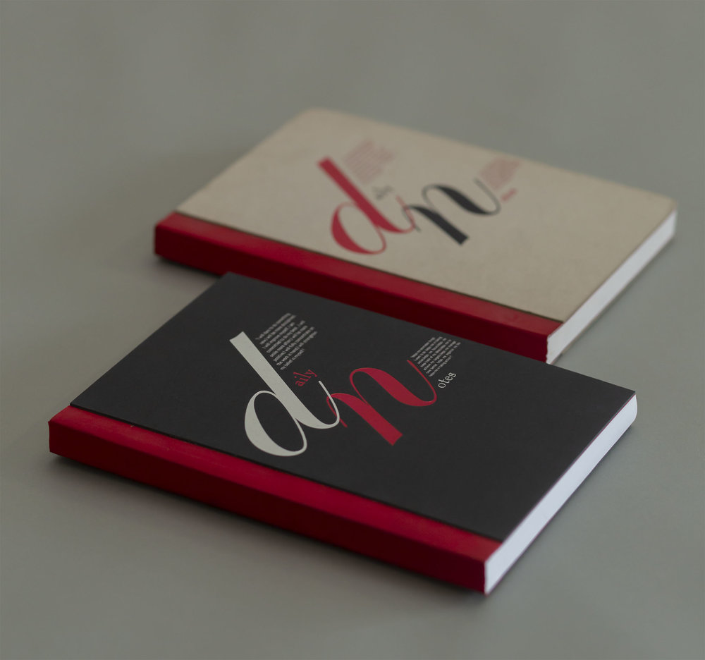 - Handwriting and notebooks make a wonderful marriage that is infused with nostalgia; and I wanted to bring out that sentiment in the cover design.