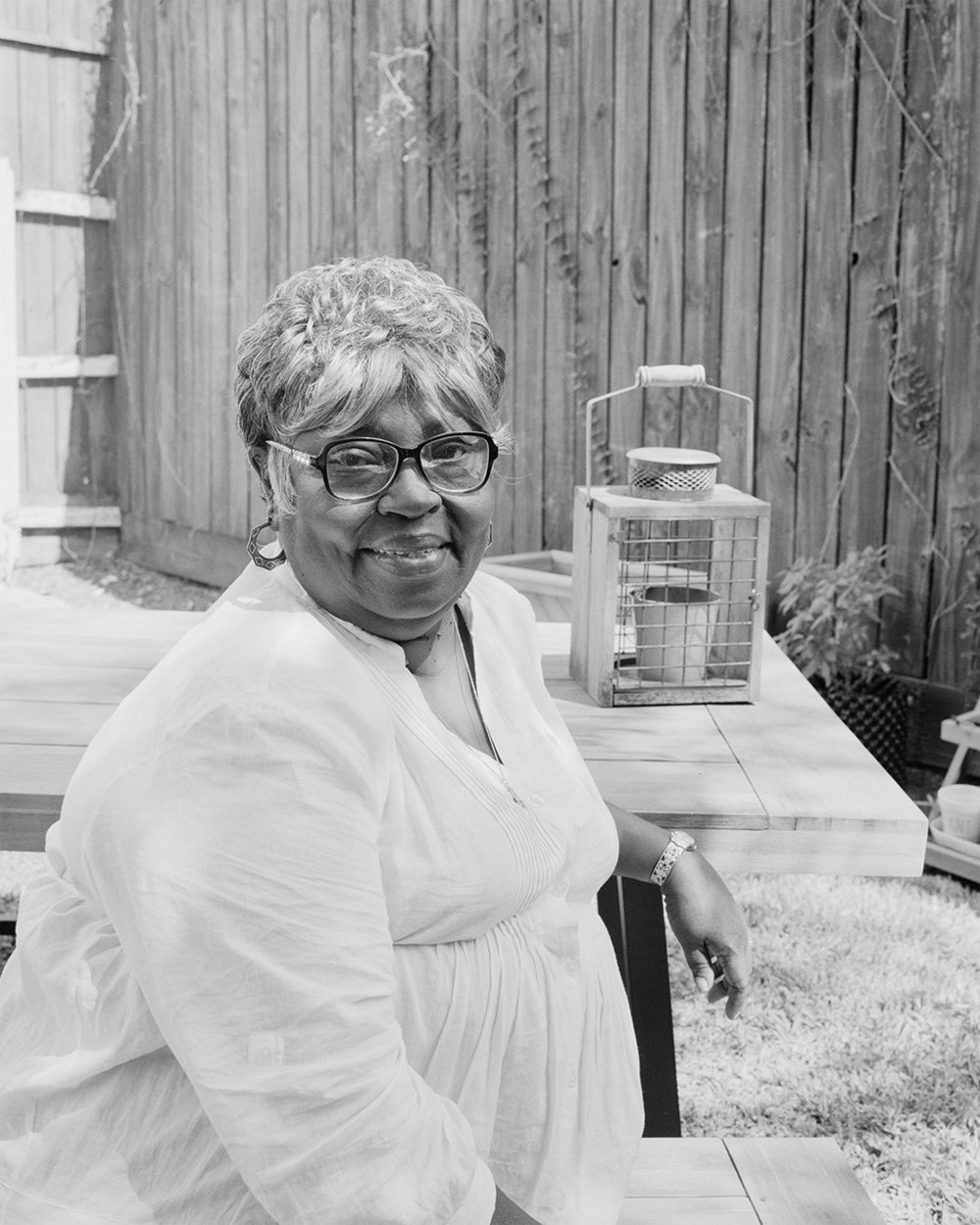 Ruby Barnes - I had my one baby boy; I had him inside the prison system. That was hard. That's the worst thing you could do, when you be in a hospital and then somebody to come and take your child from you, you know. Even though it's your family member okay, the only time you held the child…you had to go in a certain room to hold your baby and [you could] stay in there but two days [at] most. One doctor extended my stay a couple of days so I could be with my baby, and then my sister came and got him.