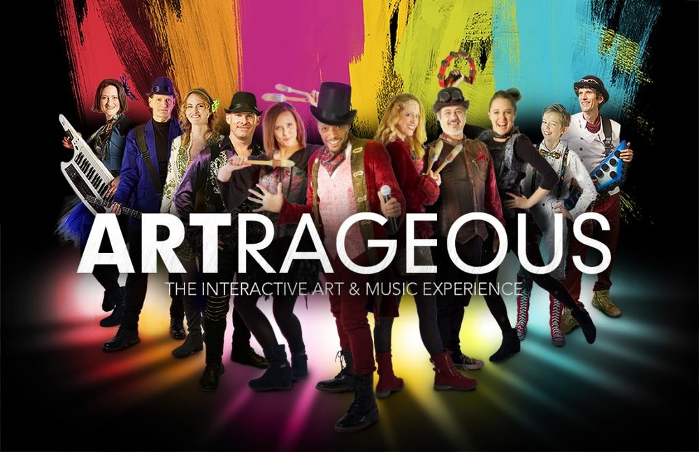 ARTRageous - Lily Peter Auditorium