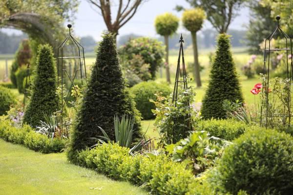 Hof- und Gartenführungen - Schauen Sie hinter die Kulissen. Einblicke in unseren Betrieb und in den liebevoll gepflegten Bauerngarten