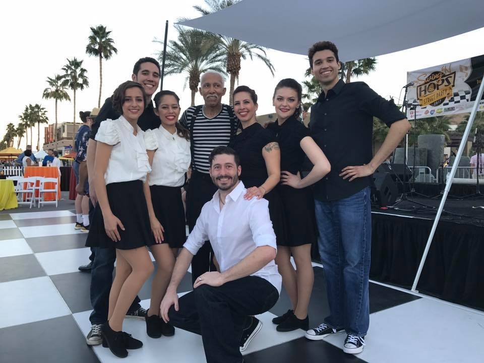 Limonadas Dance Company - The Limonadas are back this year, providing swing dance lessons throughout the event.