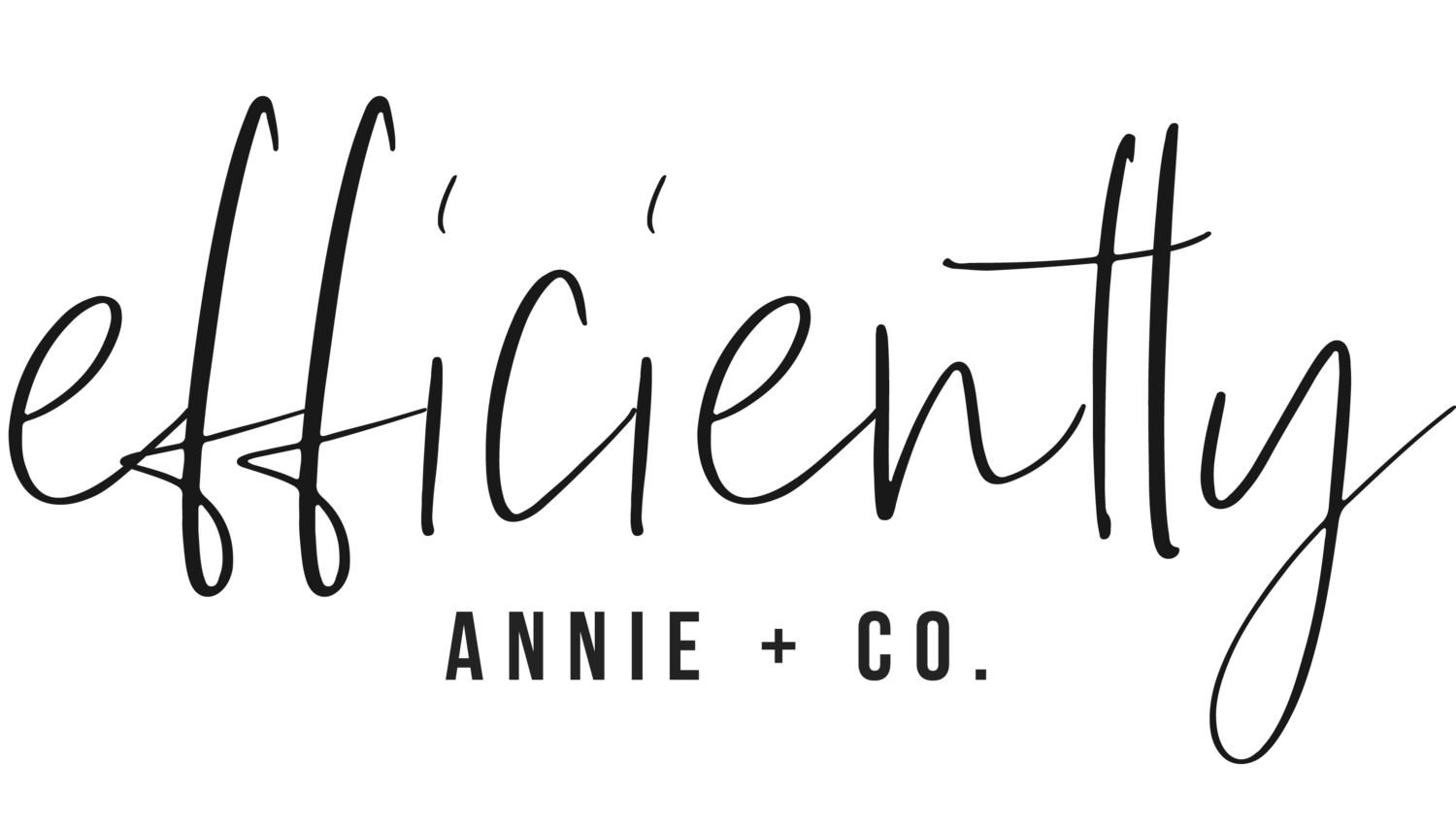 Efficiently Annie LLC