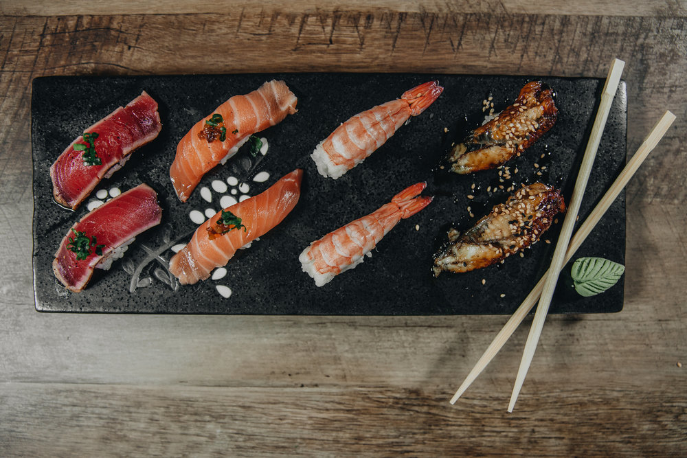 Momiji - Delicious Sushi. Pure and Simple.