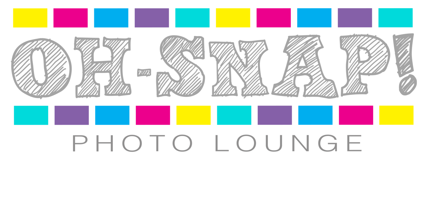 Oh-Snap! Photo Lounge- Premier Photobooth
