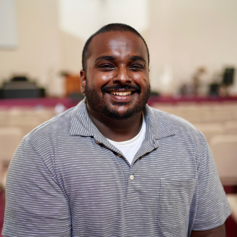 pastor jimi vilson - Pastor Jimi joins us from DeKalb, IL, he is our resident pastor in training. Jimi hopes to one day lead a church plant.