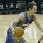 Steve Nash: 2 time NBA MVP