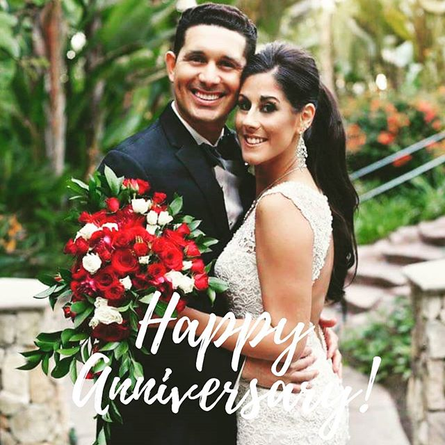 Congratulations Kristi & Josh!  On behalf of all of us here at KFD,  we wish you blessings on your 2nd wedding anniversary!  We love you!