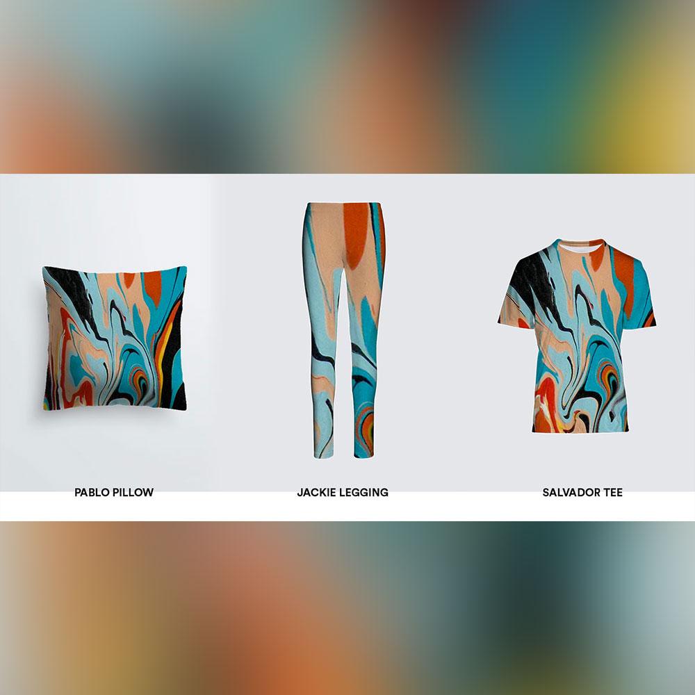 2. Nos designers vous dessinent 3 idées de produits pour vos clients. - Art by Jonni Cheatwood