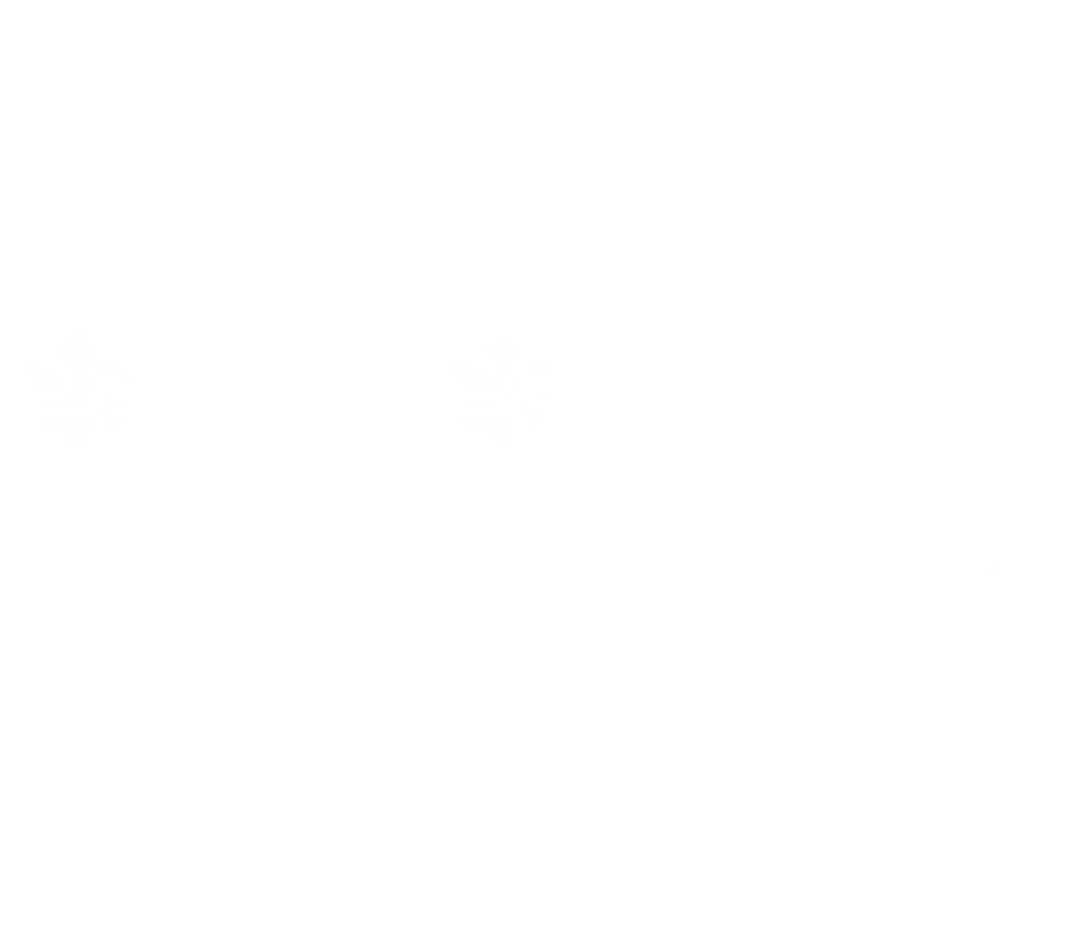 Shop For Good Sunday | November 25, 2018