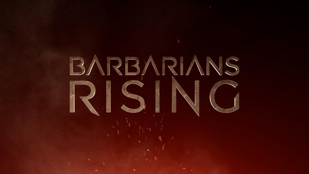 HISTORY    BARBARIANS RISING