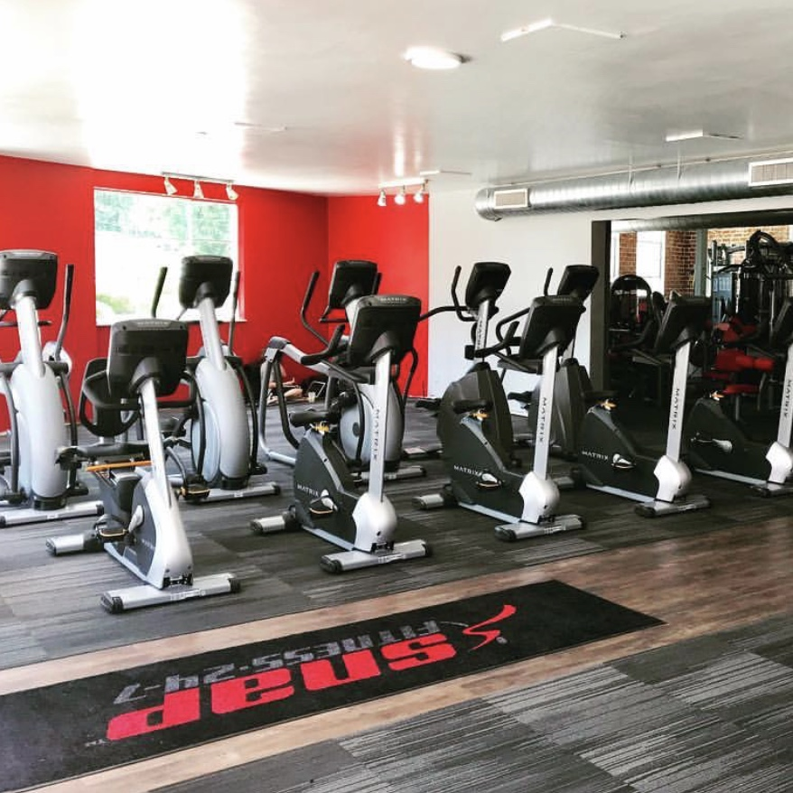 SNAP FITNESS -