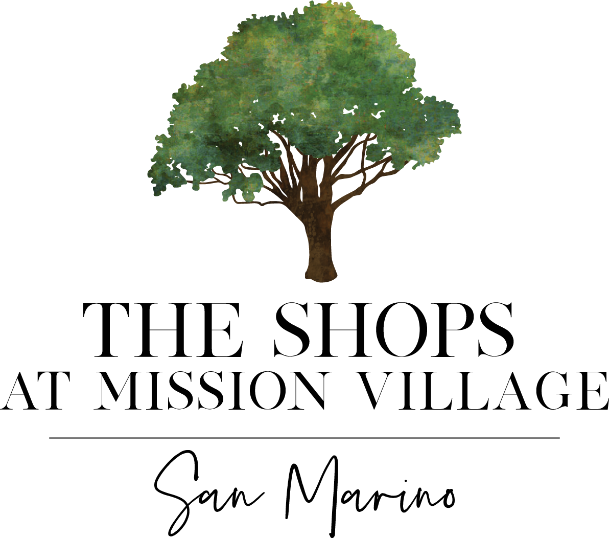 THE SHOPS AT MISSION VILLAGE