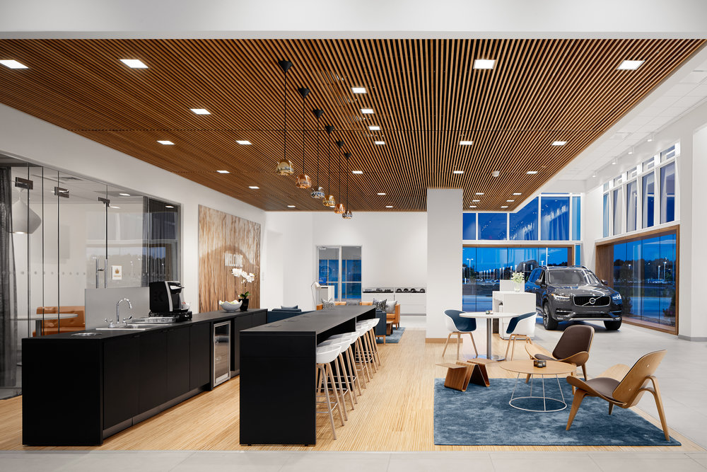 Volvo Retail Experience   SDA Partnership  Lafayette, LA  © Jonathan Dean