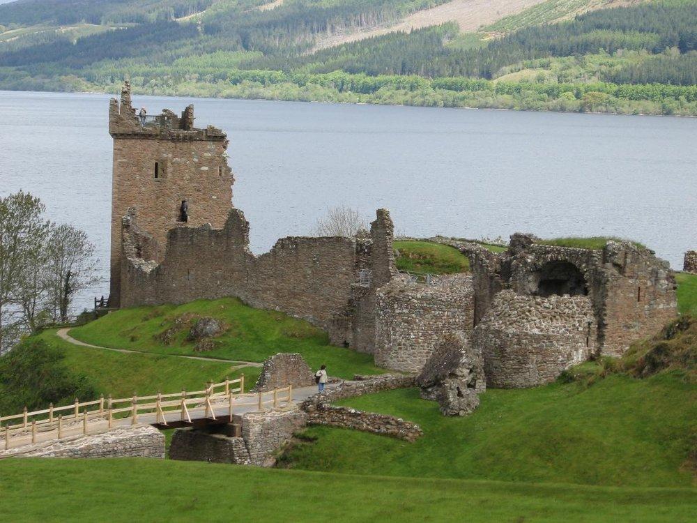 Scottish Castle Fairy-Tale