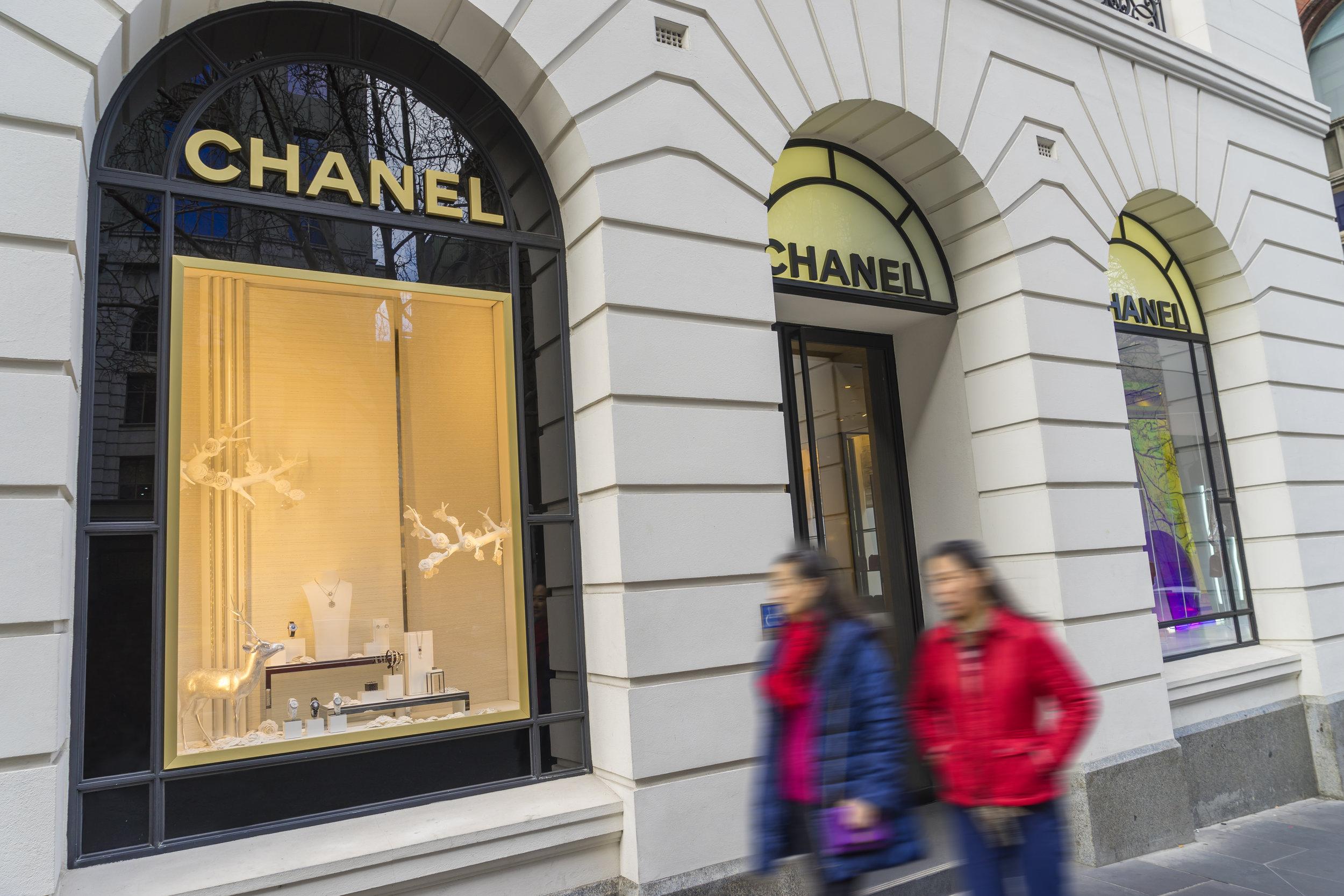 Chanel Melbourne_Aug2015