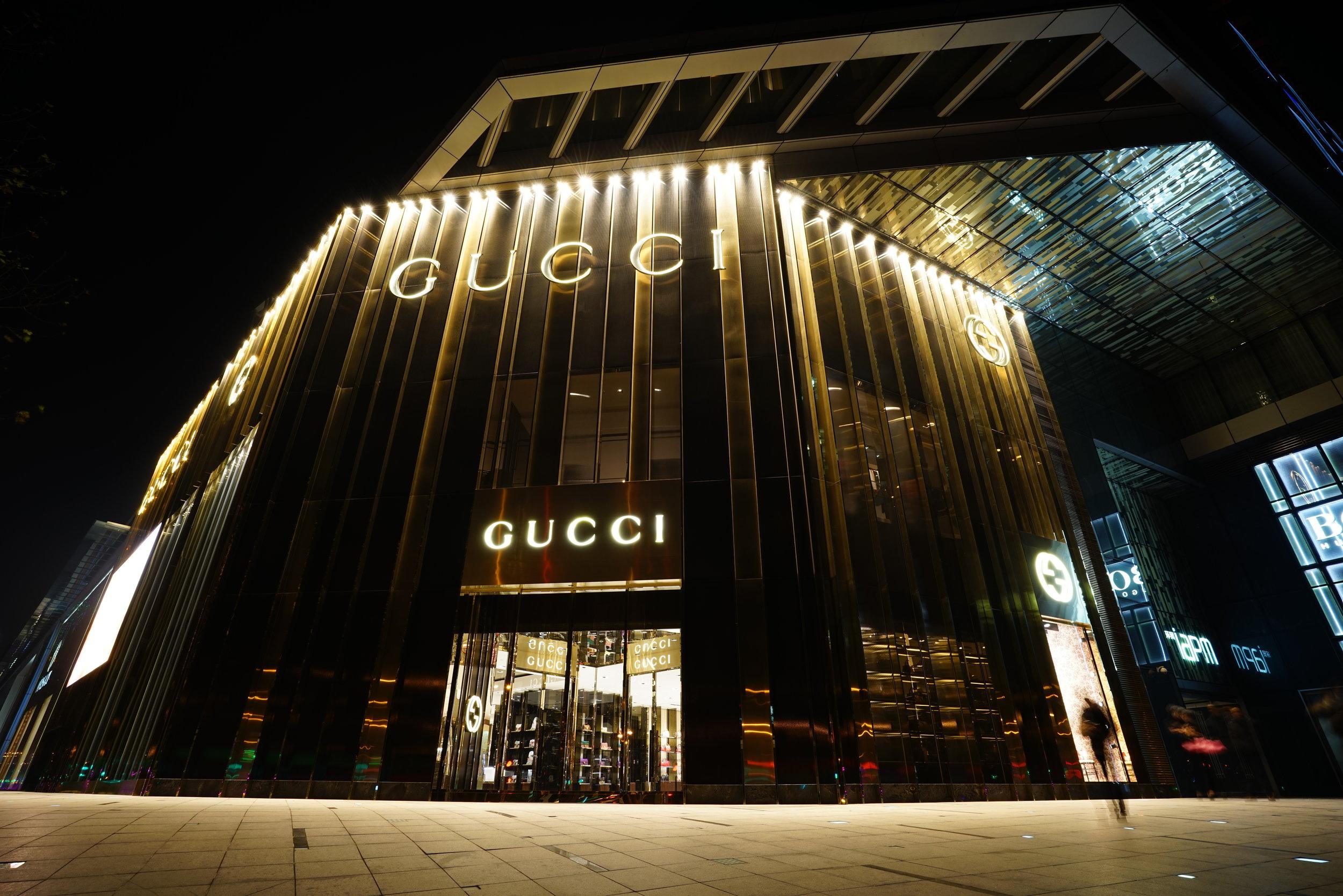 Gucci Shanghai