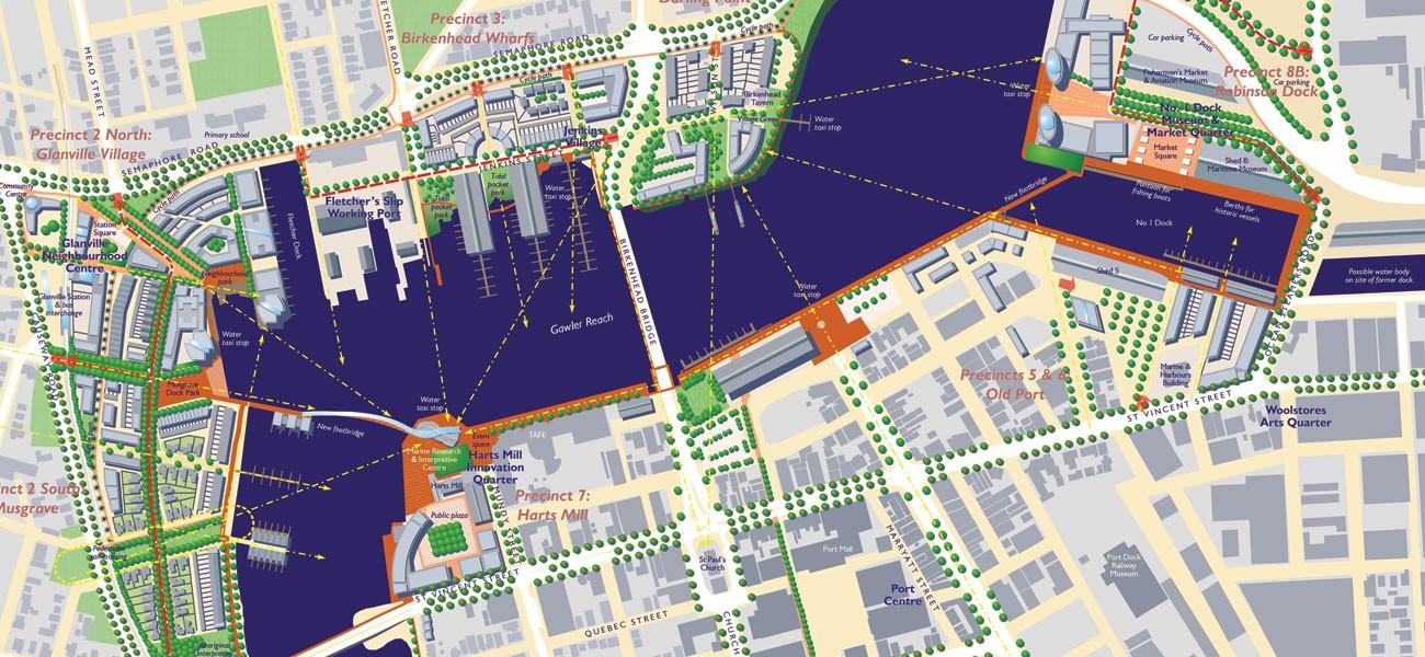 Port Adelaide Redevelopment
