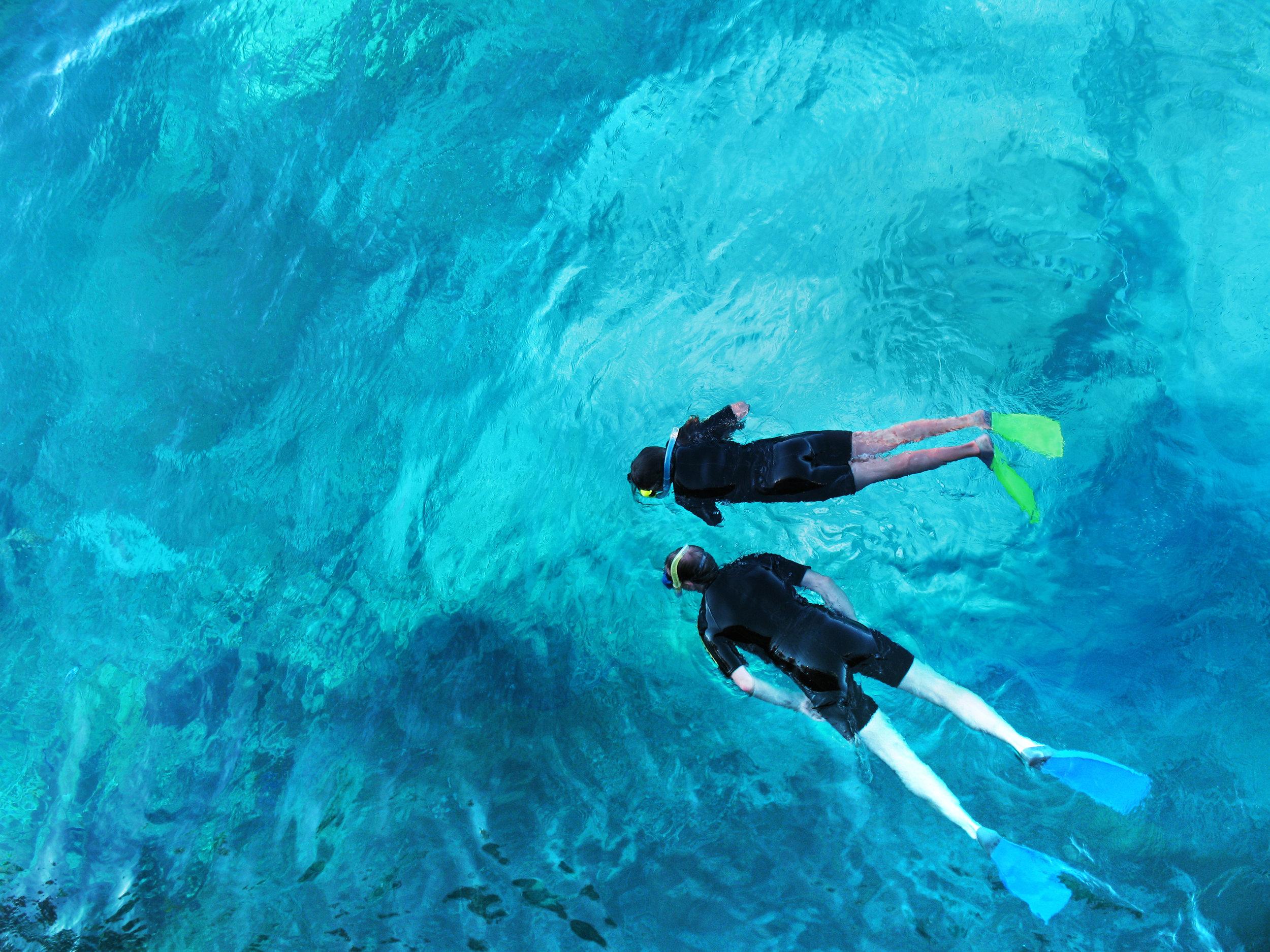 Great Barrier Reef Snorkling