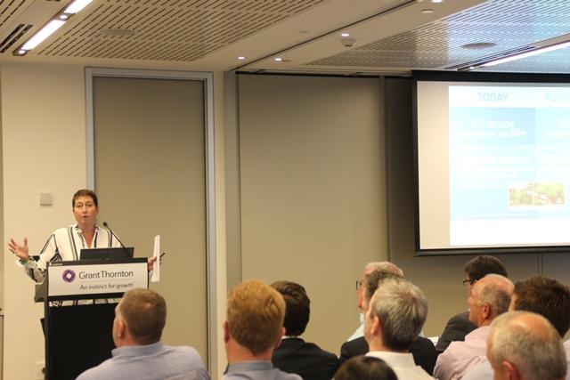 Alison Quinn, RetireAustralia - Chief Executive Officer